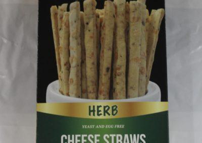 Cheese Herbs Straws