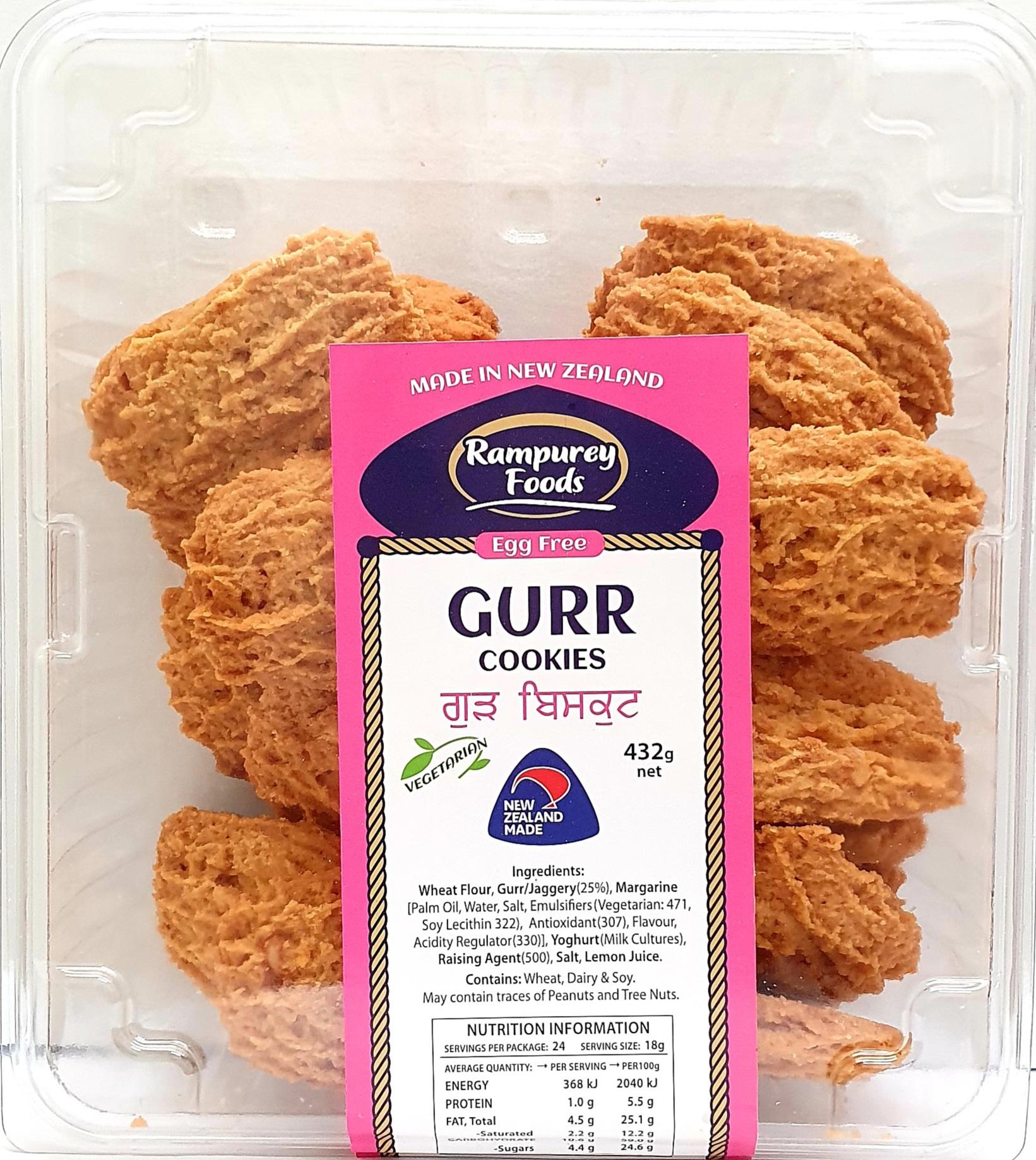 Gurr Cookies